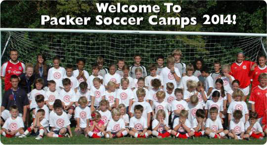 Welcome To Packer Soccer Camps 2013!