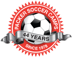 Packer Soccer Camps - 40 Years - Since 1978